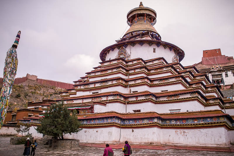 Palcho Monastery Kumbum