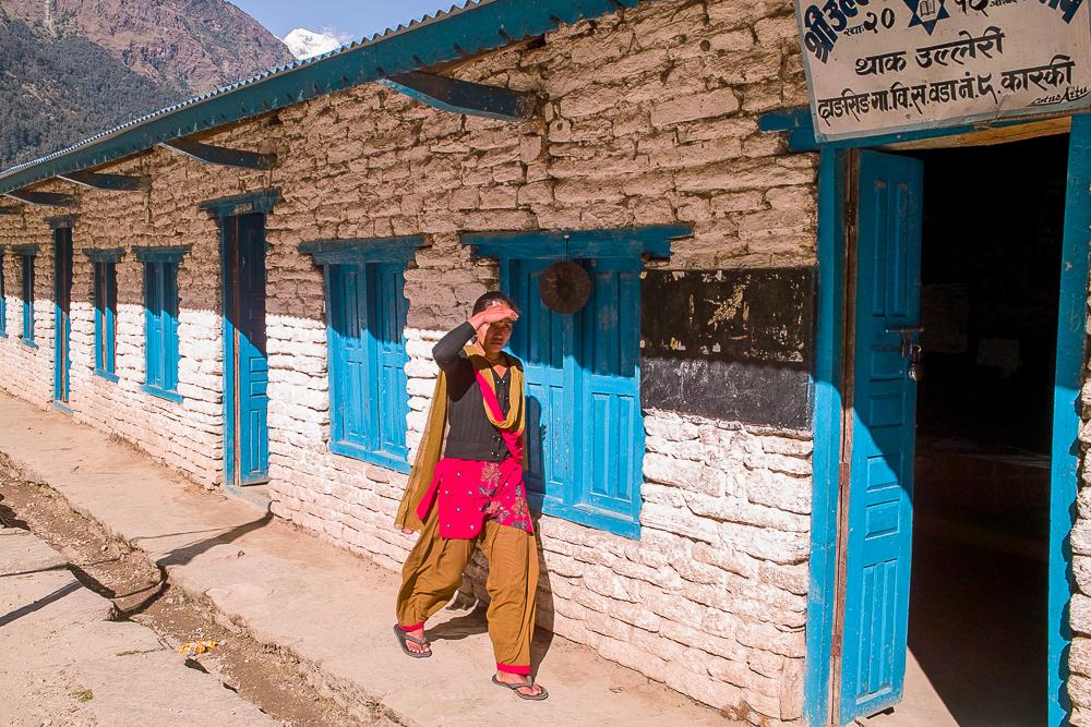 Mountain school, Annapurna