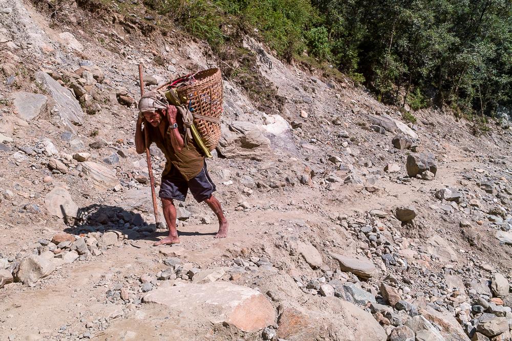 Himalaya porter