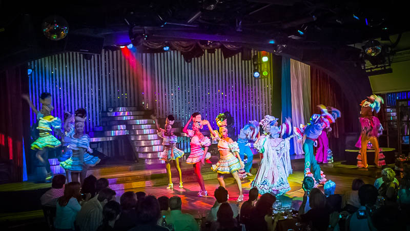 Cabaret Parisien, Havana
