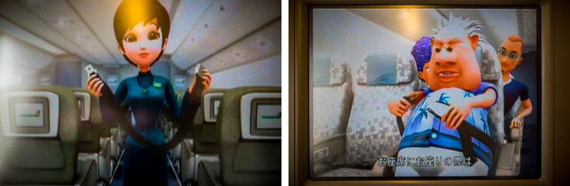 EVA Air Flight Safety Animation