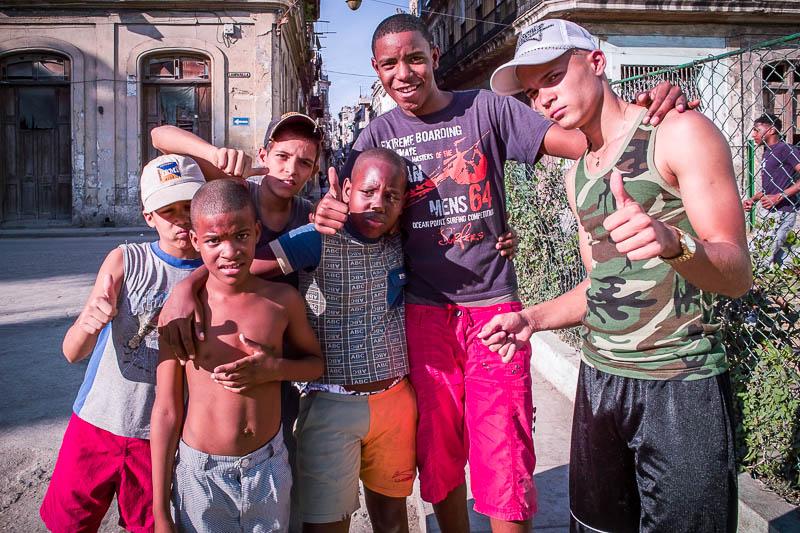 Havana boys