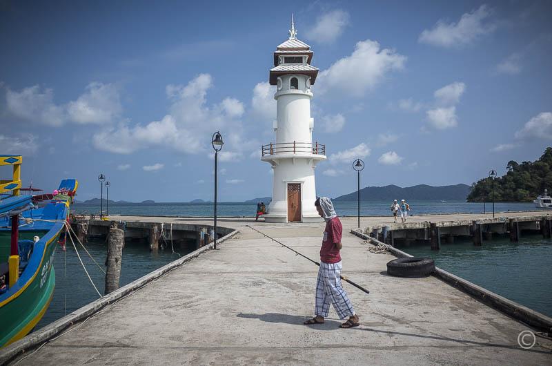 Ban Bang Bao Lighthouse