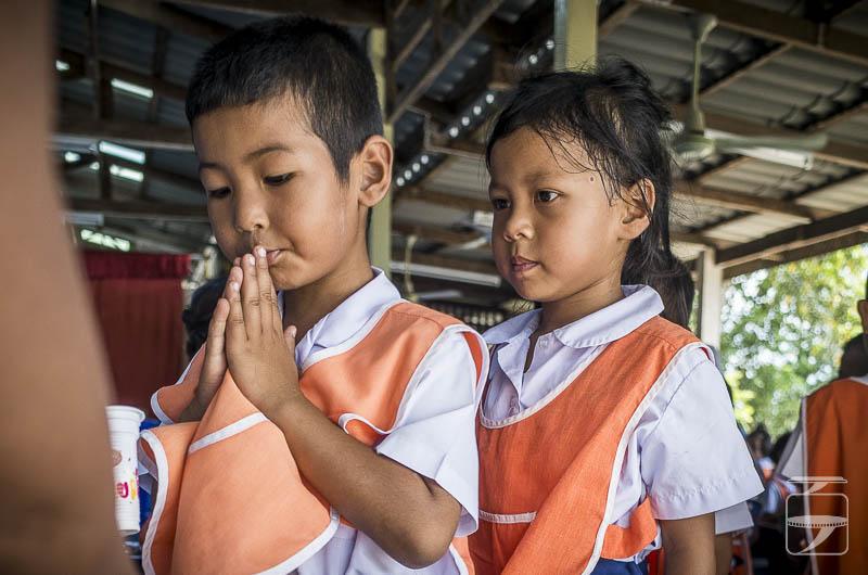 Thai Kindergarten Children