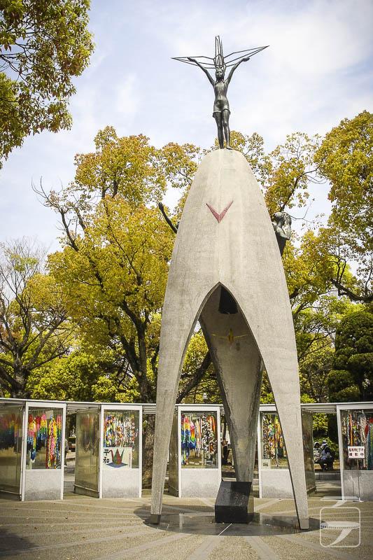 Hiroshima Children's Peace Monument