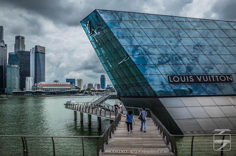 Louis Vuitton Crystal Pavilion