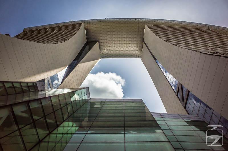 Singapore architecture: Marina Bay Sands