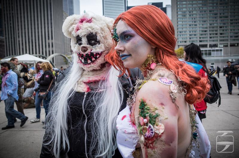 Fairy tale zombies