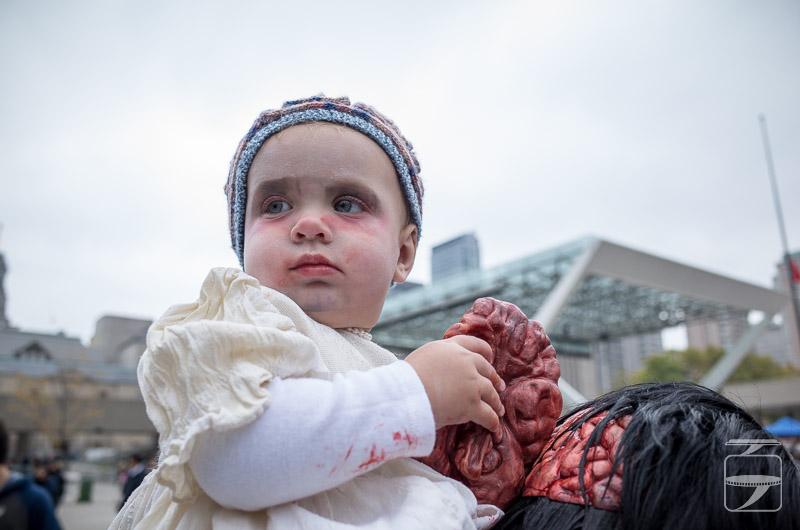Baby Zombie