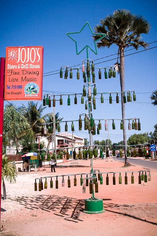 Christmas around the world: Banjul, the Gambia