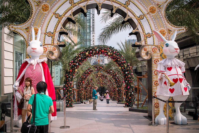 Christmas around the world:: Bangkok