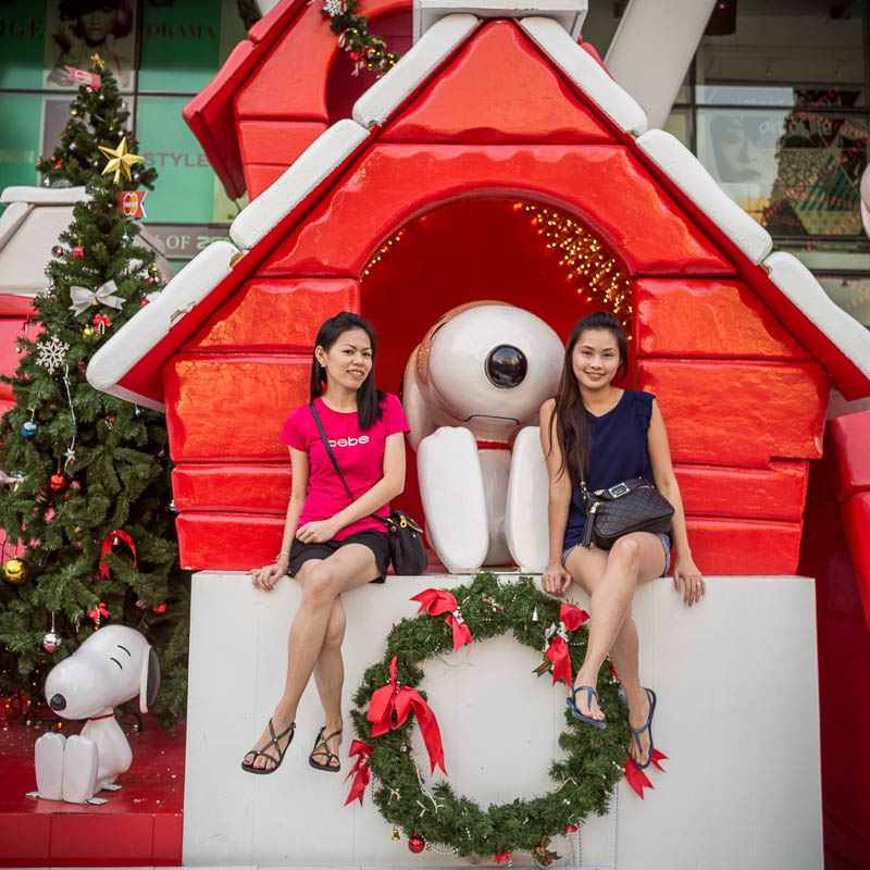 Hot Christmas in Thailand