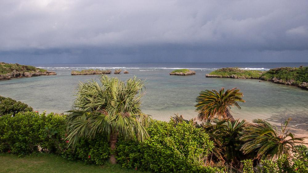 Hoshi-No-Suna ocean view