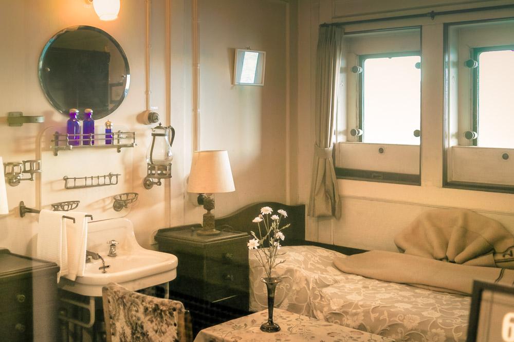 Tourist class apartment