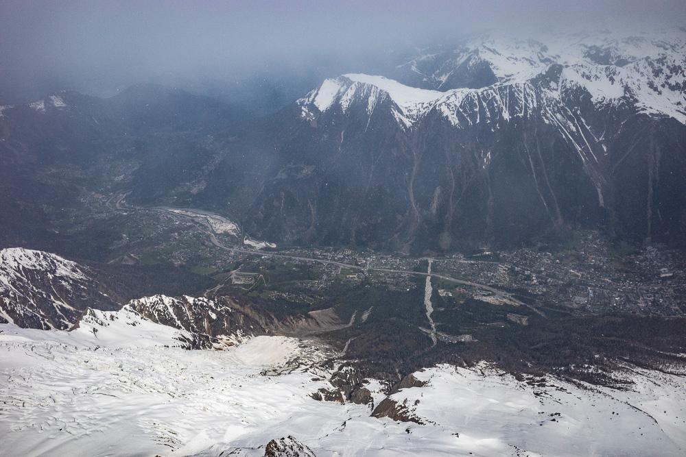 Chamonix and Mont Blanc