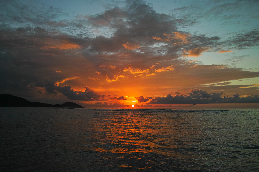 Brisas los Galeones sunrise
