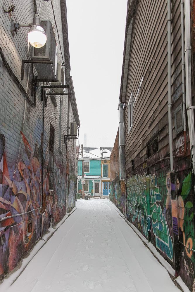 Graffiti, Kensington Market