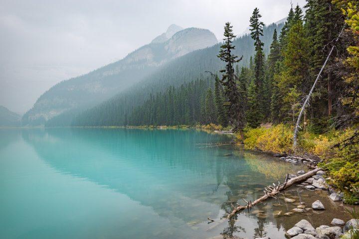 Smokey Lake Louise